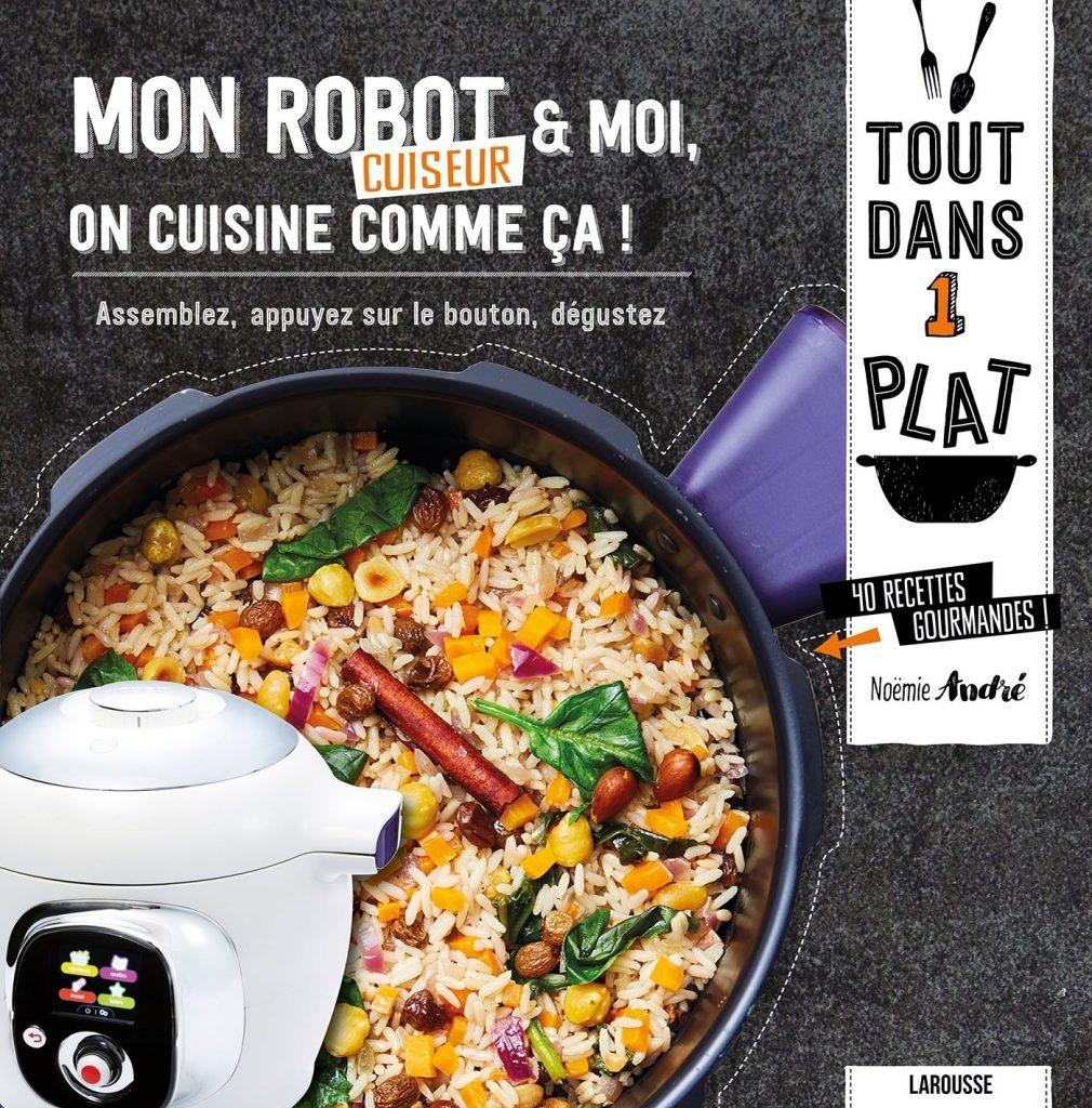 Cuisiner avec un robot